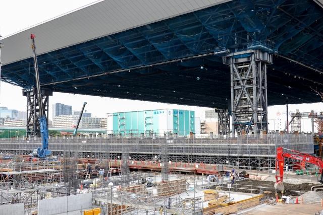 東京オリンピック2020の会場の場所は?東京駅からの行き方、アクセス方法